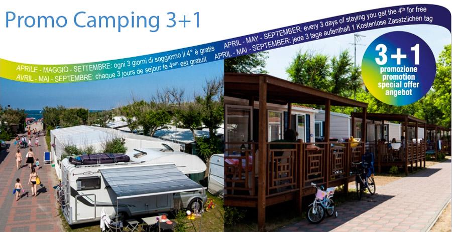 promozione-camping 3+1